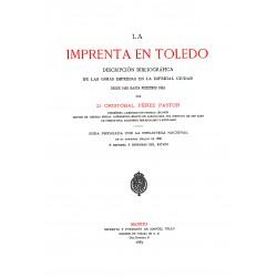 La Imprenta en Toledo