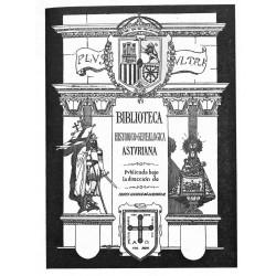 Biblioteca histórico-genealógica asturiana