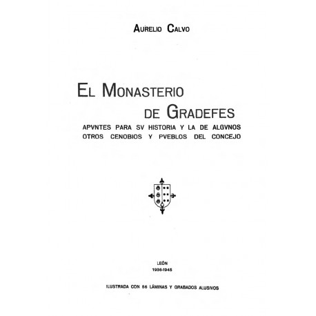 El Monasterio de Gradefes