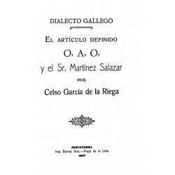 Dialecto gallego