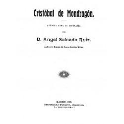 Cristóbal de Mondragón.