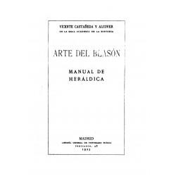 Arte del blasón. Manual de Heráldica