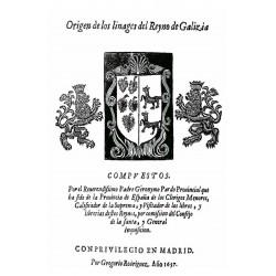 Origen de los linages del Reino de Galicia