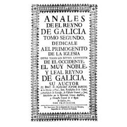 Anales del  Reino de Galicia