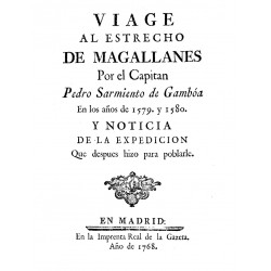 Viaje al Estrecho de Magallanes
