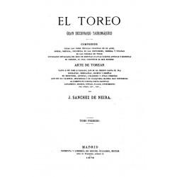 EL TOREO GRAN DICCIONARIO TAUROMÁQUICO