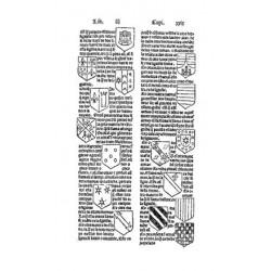 Libro intitulado nobiliario perfectamente compilado y ordenado