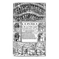 Cosmographiae universalis libri VI