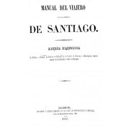 Manual del viajero en la Catedral de Santiago