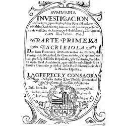 Sumaria investigacion del origen y privilegios de los ricos hombres de Aragon, parte primera