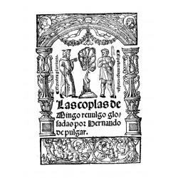 Coplas de Mingo Revulgo glosadas por Fernando del Pulgar