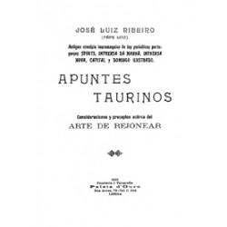 Apuntes taurinos
