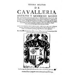 Tesoro militar de cavalleria