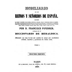 Nobiliario de los reinos y señoríos de España
