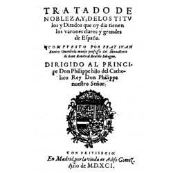 Tratado  de la Nobleza