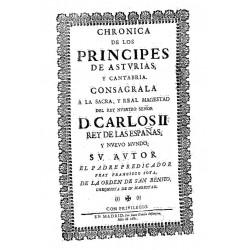 Crónica de los Príncipes de Asturias y Cantabria