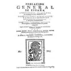 Población general de España