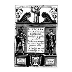 Historia de la ciudad de Mérida