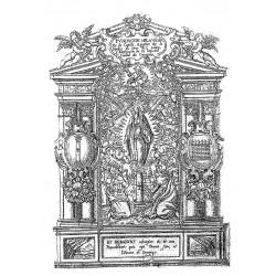 Fundación milagrosa de la capilla angélica de Zaragoza
