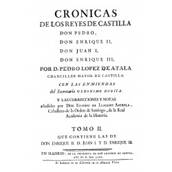 Crónicas de los Reyes de Castilla t2