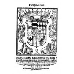 Libro segundo de la crónica de su ínclita coronada ciudad de Valencia y de su Reyno