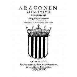 Aragonensium rerum comentarii