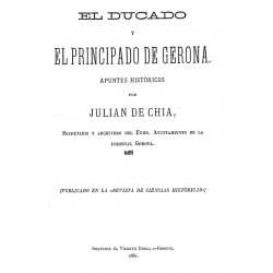 El ducado y el principado de Gerona