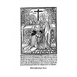 Libro de los milagros de San Isidoro, arzobispo de Sevilla