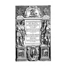 Excelencias y primacias del apostol Santiago