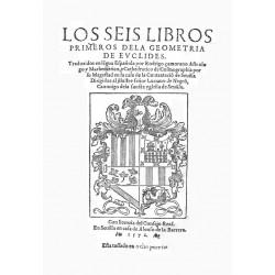 Los seis libros primeros de la Geometría de Euclides