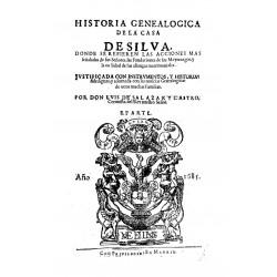 Historia genealógica de la Casa de Silva