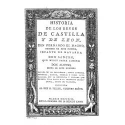 Historia de los Reyes de Castilla y León