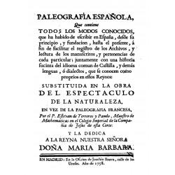 Paleografía española