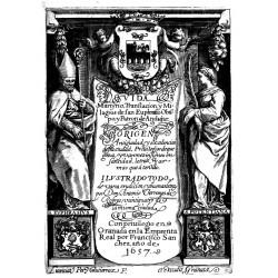 Vida, martirio, traslación y milagros de San Euphrasio, obispo y patrón de Andújar