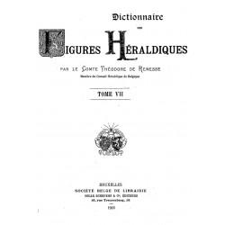 Dictionnaire des figures heraldiques