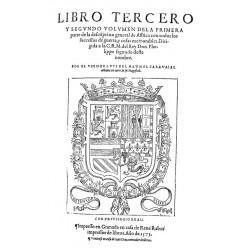 Libro tercero y segundo volumen de la primera parte de la descripción general de África