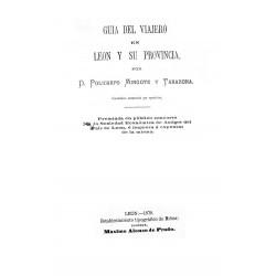 Gu¡a del viajero en León y su provincia