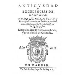 Antigüedad y excelencias de Granada