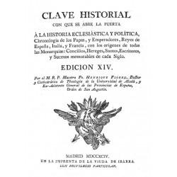 Clave historial en la que se abre la puerta a la historia eclesiástica