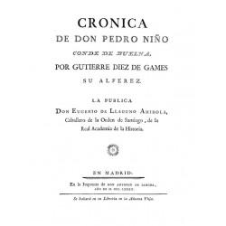 Cronica de Don Pedro Niño, Conde de Buelma
