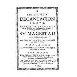 Enciclopedia o decantación breve